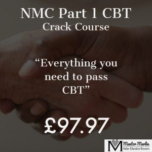 NMC CBT Crack Course By Mentor Merlin