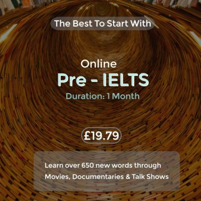 Online Pre-IELTS course by Mentor Merlin
