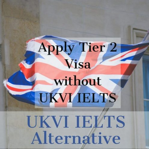 UKVI IELTS Alternative - Apply Tier 2 Visa by Mentor Merlin