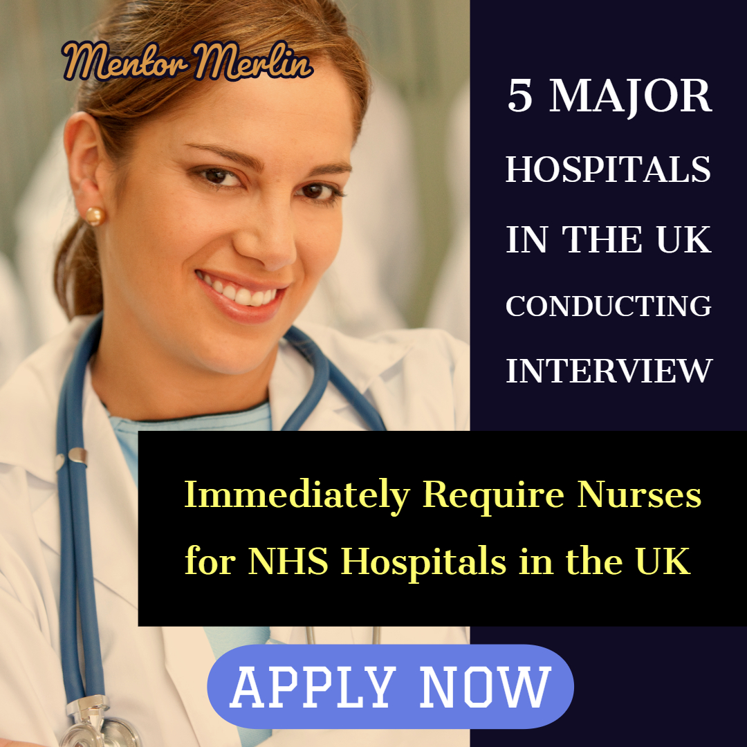 NHS Client Interview by Mentor Merlin
